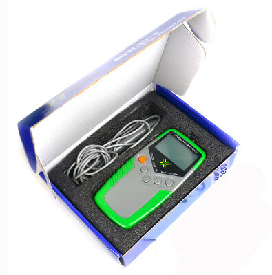 CE TD8620 Digital Gauss Meter Surface Magnetic Field Tester Flux Meter mT//Gs