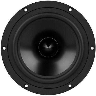 """NEW  7/"""" Woofer Speaker Replacement.shielded 8 ohm home audio.seven inch.driver."""