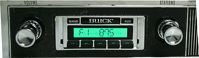 1962-1963 Buick Skylark AM FM Stereo Radio USA-230 200 watts Auxiliary input /_