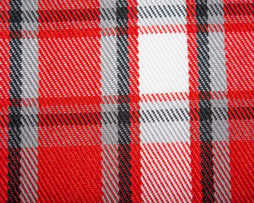 FORD CARLA RED FABRIC