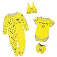 BVB-Baby-Geschenkbox Gr. 50-68 Borussia Dortmund