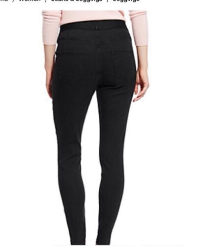Marks and Spencer Women Pull On 6-8-10 High waist stretchy Jeggings BNWT