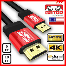 Mini HDMI to HDMI Cable Adapter Converter 4K UHD High Speed HD HDMI A to Mini C