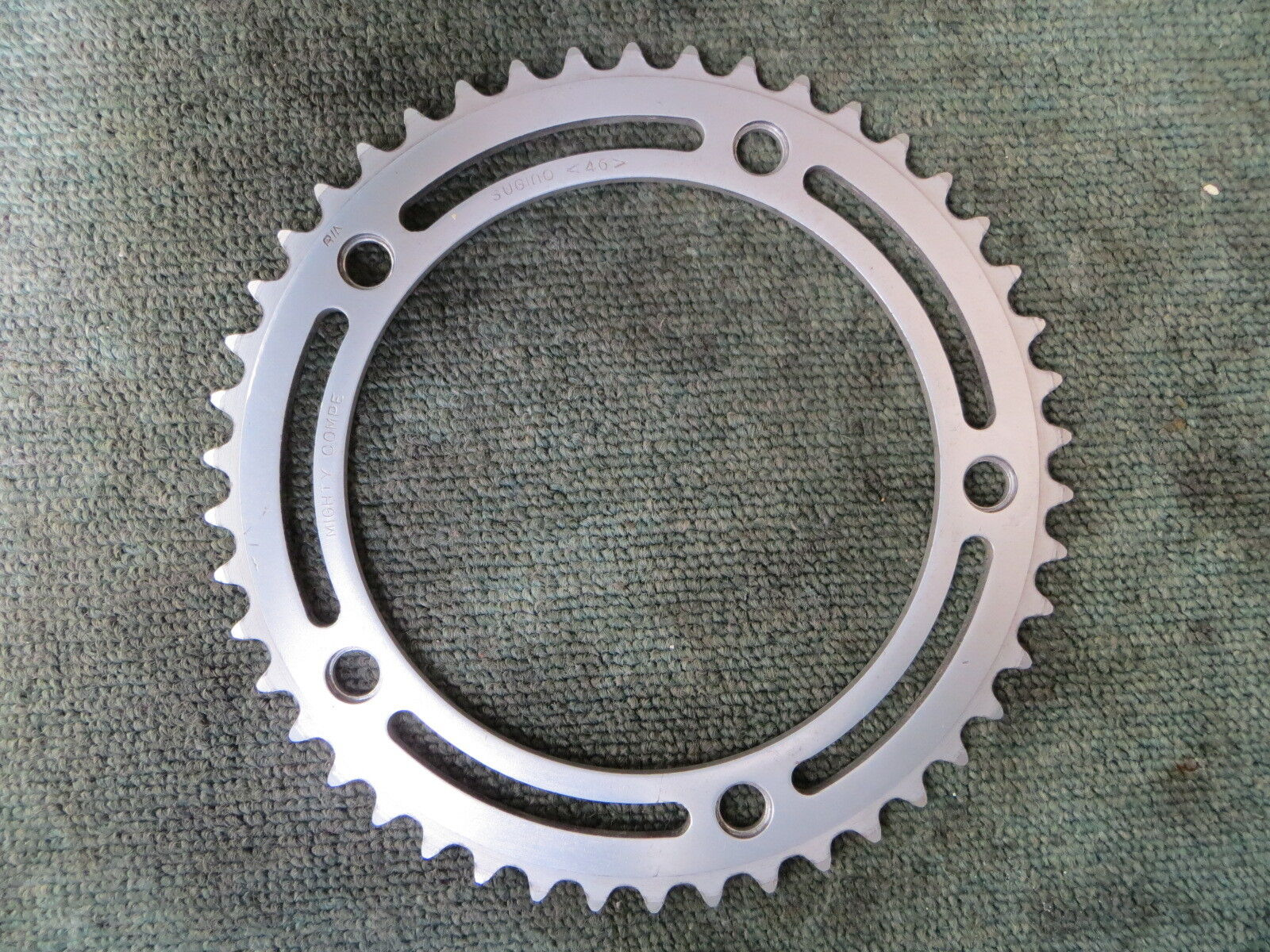 Sugino Mighty Competition 151BCD 1 8   BIA Chainring 46T Non NJS (16102311)