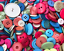 Mixed-Buttons-Colourful-Plastic-Assorted-Arts-Crafts-Card-Making-Sewing thumbnail 22
