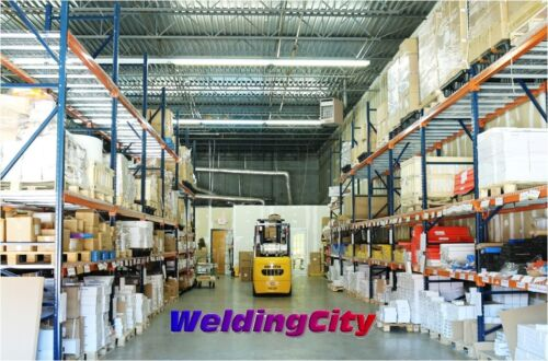 WeldingCity 50-ft #2 Ga 2-AWG Welding Cable Lead 300A Stick Holder /& Work Clamp