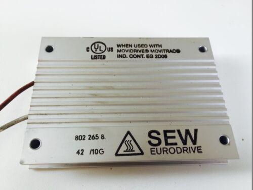 SEW Eurodrive Bremswiderstand 802 265 8