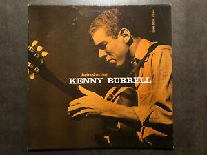 Kenny-Burrell-Introducing-BLP-1523-Lexington-Avenue-DG-ear-RVG-NM
