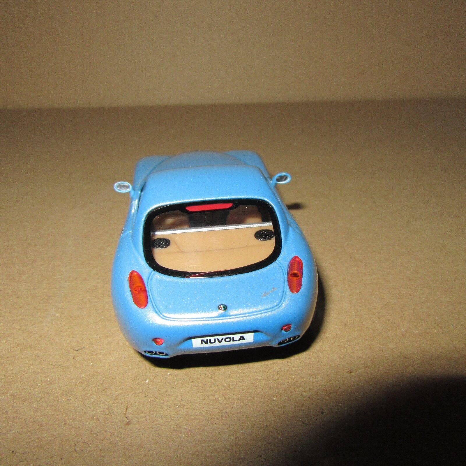 4F Solido 1556 Alfa Nuvola 1999 Coupé Coupé Coupé 1 43 898195