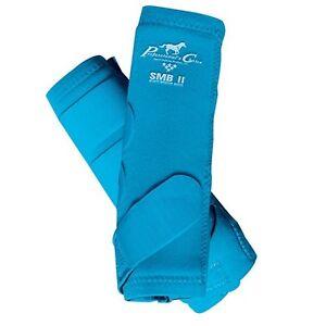 Professional's Choice Smbii Bottes Bleu Pacifique Medium M Sport Medicine Pro-afficher Le Titre D'origine