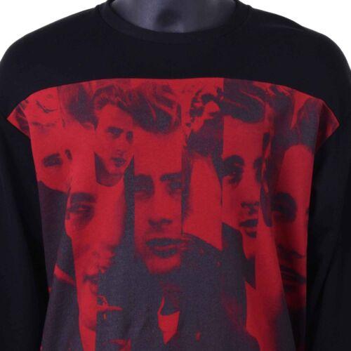 Schwarz Rot Sweatshirt James 06067 Pullover amp; Gabbana Dean Dolce Sweater x80qwfn6