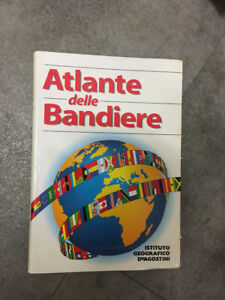 LIBRO-ATLANTE-DELLE-BANDIERE-AA-VV-DE-AGOSTINI-1998