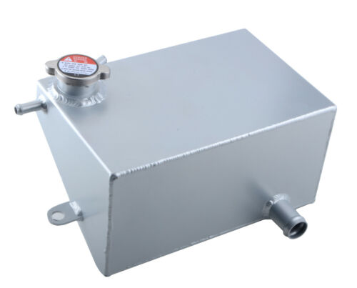 For Dodge RAM 1500 4.7L 5.7L Aluminum Radiator Coolant Overflow Tank