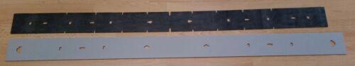 9100000279 Set Squeegee Blade // Rubber Kit for Nilfisk BA531 Scrubber Dryer