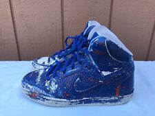 NIKE WOMENS SON OF FORCE MID MULTI PAINTED 616303-115 Size US 5.5 EUR 36