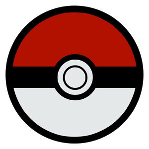 Pokemon Pokeball Decal Sticker Ebay