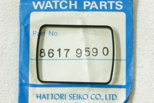 GASKET FOR GLASSGLASS PLASTIC GASKET SEIKO 8617 9590
