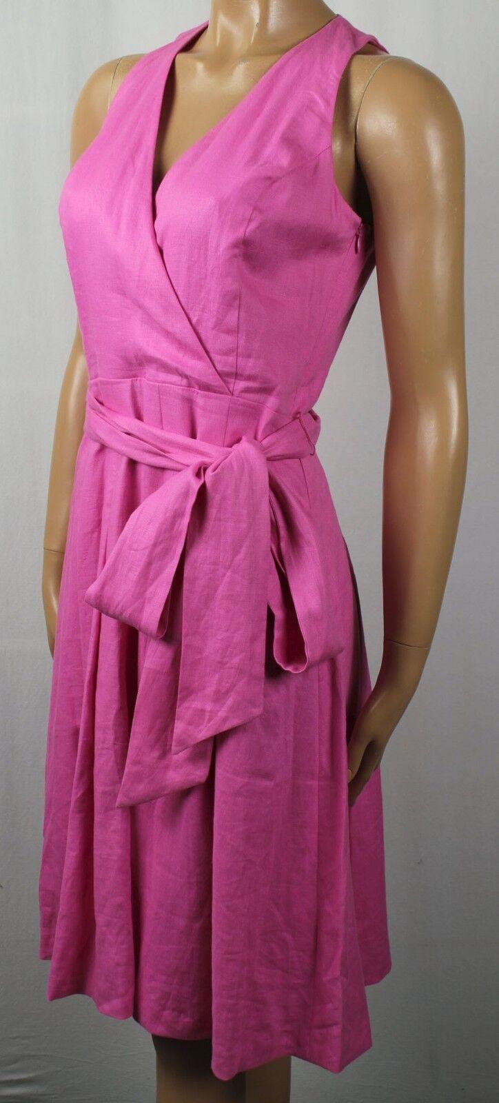 Ralph Lauren Knee Length Sleeveless Rosa Dress NWT