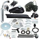 Universal Black 80CC 2 Stroke Gas Engine Motor Kit DIY Motorized Bicycle Bike