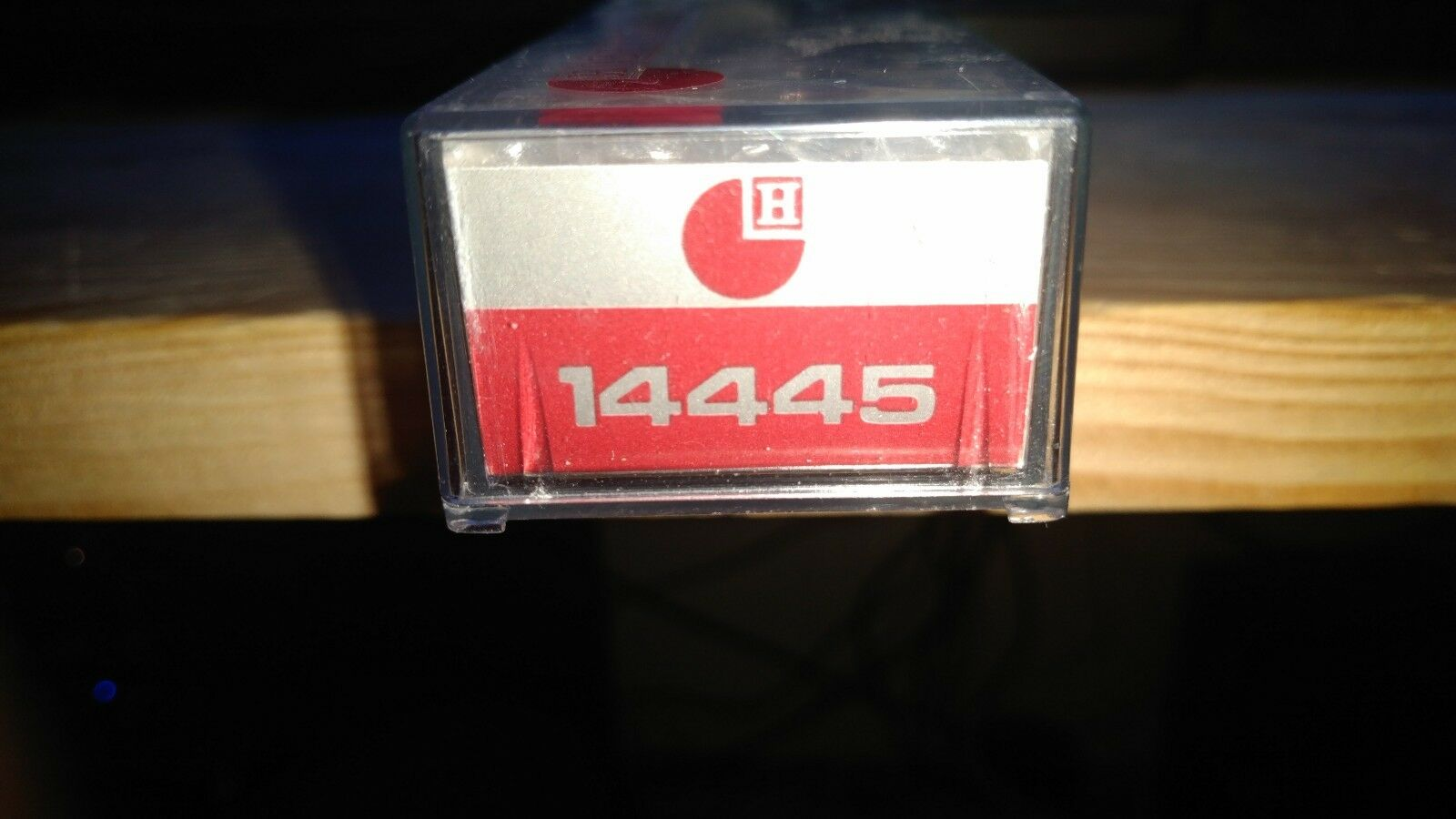 Hobbytrain 14445 N E-Lok de 4 4 1669 delle SBB, OVP(fhs0920)