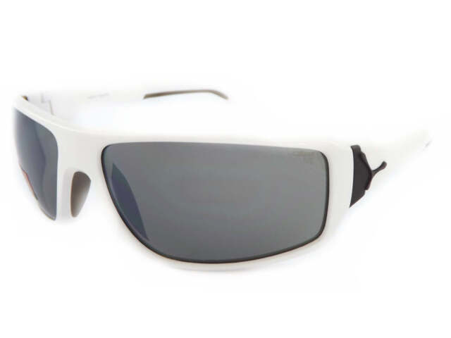 sale online outlet online best supplier CEBE mens ANGKOR wrap sunglasses SHINY WHITE Brown/ 1500 Grey AR CAT.3  CBANGK5