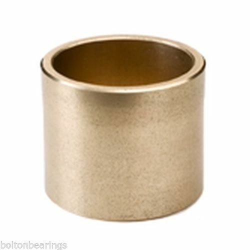 Am-081212 8x12x12mm bronzo sinterizzato metrica Plain Oilite BEARING BUSH