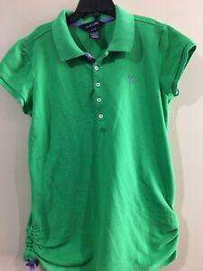 Ralph-Lauren-Girls-Size-Extra-Large-Polo-Shirt