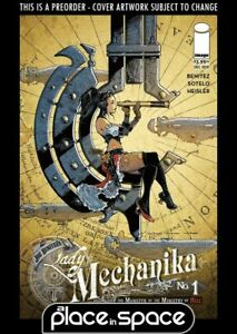 (WK49) LADY MECHANIKA: MINISTRY OF HELL #1B - VATINE VARIANT - PREORDER DEC 8TH