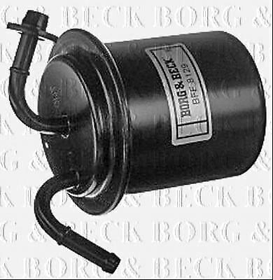 Borg /& Beck Filtro De Combustible Para Subaru Impreza Motor de Gasolina 2.0 165KW
