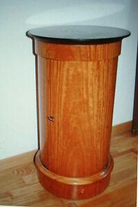 Das Bild Wird Geladen Trommeltisch Beistelltisch Esszimmer Jugendstil  Art Deko Loft