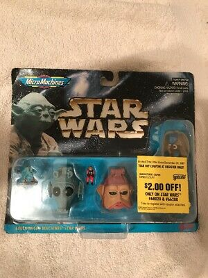 Micro Machines Star Wars Nien Nunb V1