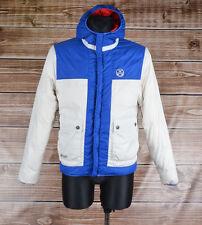 North Sails Reversible Hooded Down Men Jacket Size M, Genuine