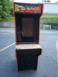 Empty Jamma Video Arcade Game Cabinet, Atlanta (#701) NO ...