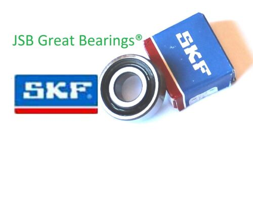 6303-2RS C3 SKF Brand rubber seals bearing 6303-rs ball bearings 6303 rs