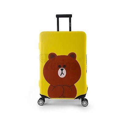 5d367465bb64 Periea Premium 3mm Protective Elastic Suitcase Luggage Cover Bag ...