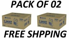 Members Mark Small T Shirt Carry Out Bags 2000 Ct Pack Of 02 Free Shipping