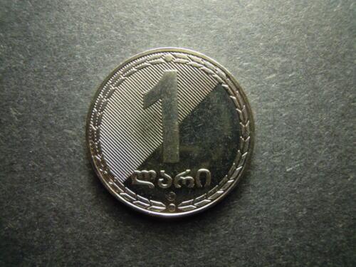 2006 Georgia 1 lari UNC
