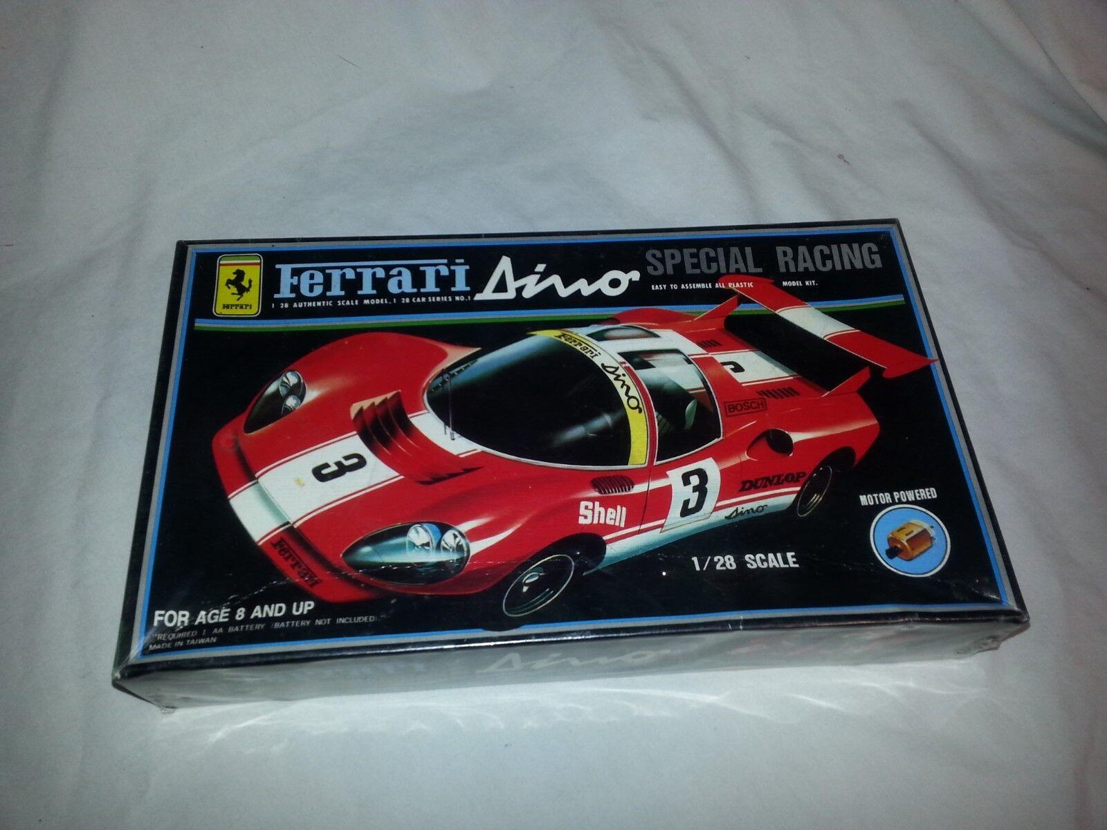 Ferrari dino special - modell - 1   28 modell, motor angetrieben