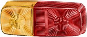 Universal HELLA 2SD 001 305-021 Heckleuchte für Beleuchtung