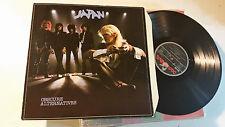 JAPAN OBSCURE ALTERNATIVES LP '78 hansa orig germany david sylvian glamrock rare