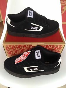Skater Churchill Vans New Size Trainers Uk Mens In Shoes Box Suede 9 4wIRwr