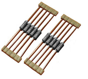 Widerstand 27 KOhm 1 W Metallschicht VPE 10 Stück