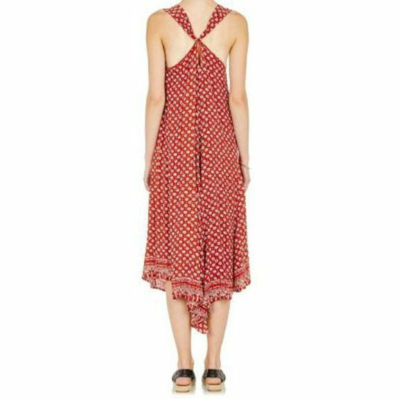 NWT Natalie Martin Maggie dress   terracotta size medium large