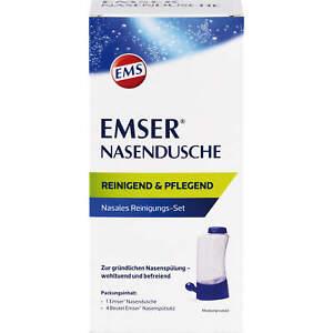 EMSER Nasendusche nasales Reinigungs-Set..., 1 St. Nasendusche 12615385