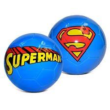 Superman Symbol Soccer Ball Licensed DC Comics