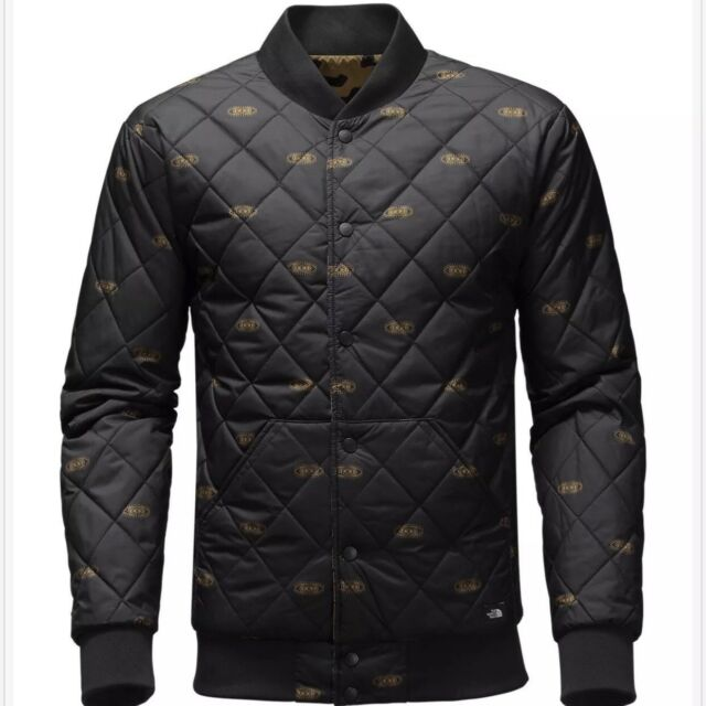 6aa2c94d5 The North Face Men Reversible Jester Quilted Jacket Black Size XL Extra  Large