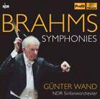 Johannes Brahms - Brahms: Symphonies (2014)