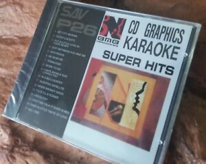 Karaoke-cdg-disc-BMB-Nikkodo-SAV-P26-Super-Hits-NEW-see-descript-18-trks-artist