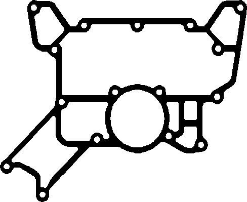 Genuine Elring Oil Cooler Seal 052 351 Top German Quality For Sale