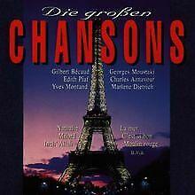Grosse Chansons,Vol.1 von Various | CD | Zustand sehr gut